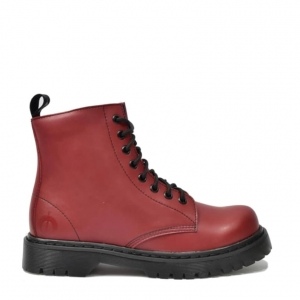 651D BURGUNDY VEGAN