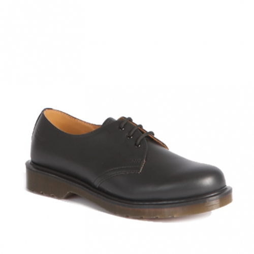 Dr Martens 1461 pw Black Smooth